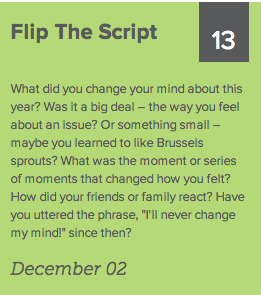 ThinkKit Flip the script copy